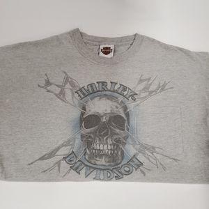 Washington Harley-Davidson motorcycle t shirt lg